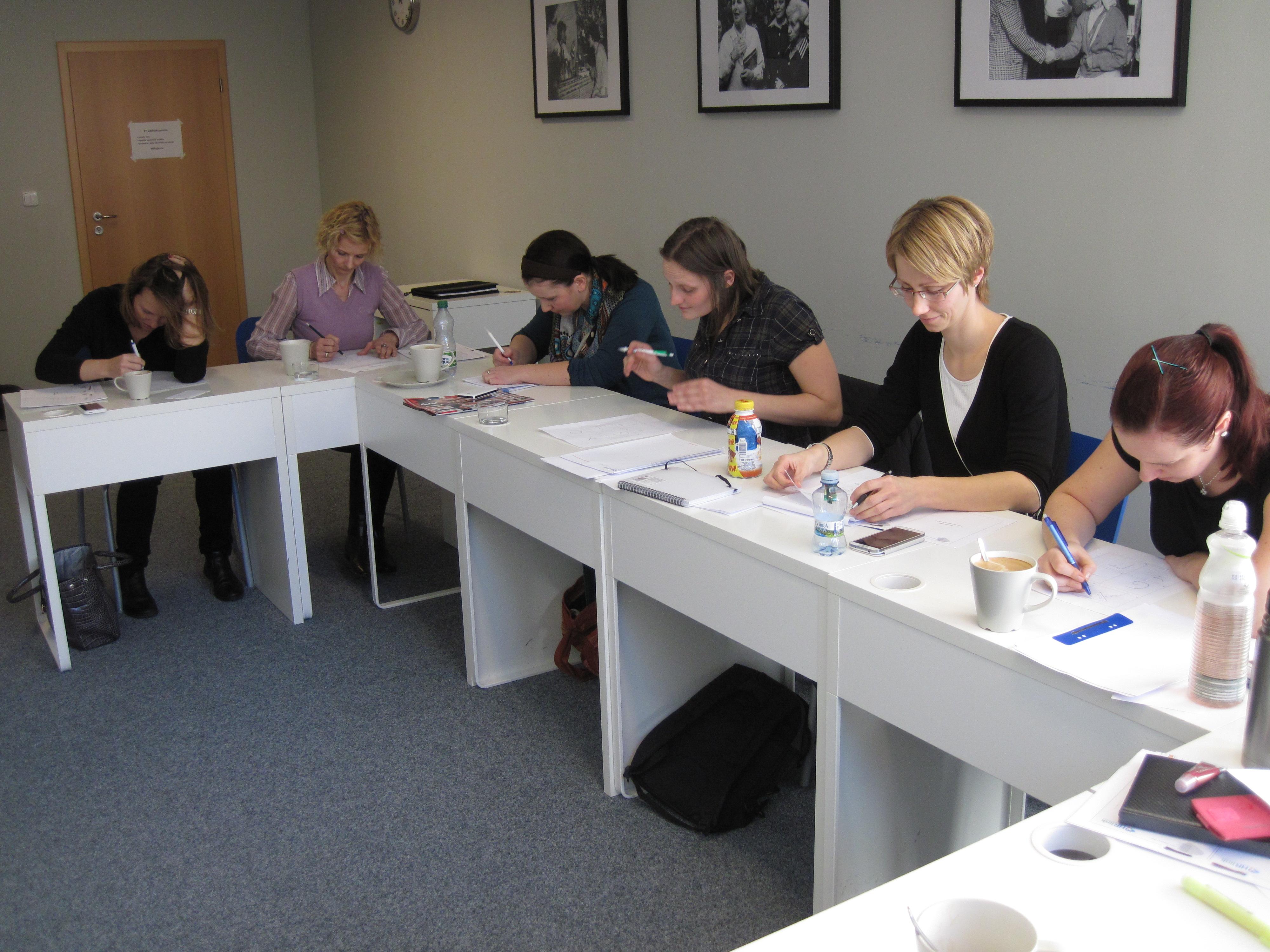 Assessment Centrum na zkoušku v praxi